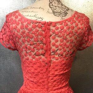 Nicole Miller Dresses - SOLD Anthropologie NM Artelier Dress